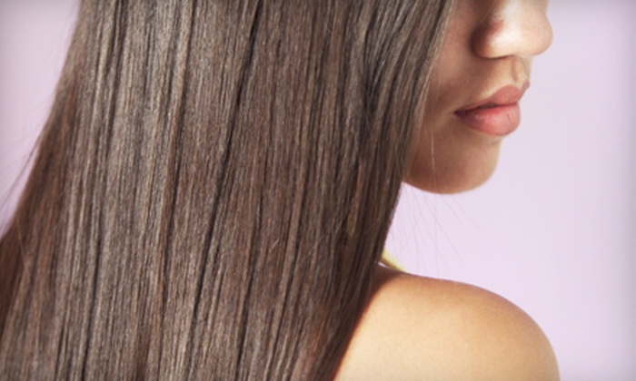 Tomoko Shima Hair Salon - Multiple Locations: $129 for a Japanese Hair-Smoothing Treatment at Tomoko Shima Hair Salon ($350 Value)