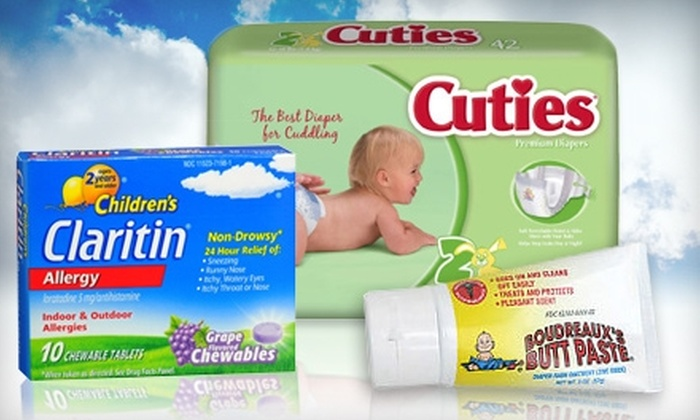 DiapersDirect.com: $25 for $50 Worth of Diapers and Wellness Products from DiapersDirect.com