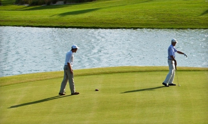 Palm Beach Par 3 Golf Course - Palm Beach Par 3 Gof Course: $35 for a Round of Golf, Cart Rental, and Range Balls for Two (Up to $74 Value) or $99 for 12 Rounds of Golf ($220 Value) at Palm Beach Par 3 Golf Course