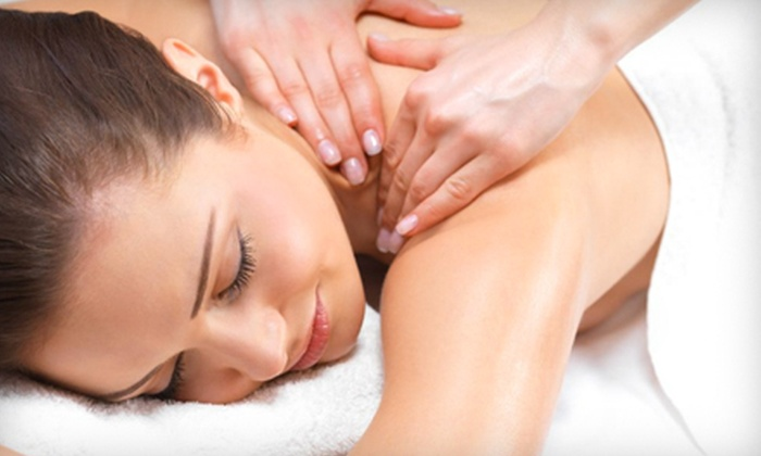Avery Bella Salon and Spa - Lowry Field: Facial and Massage for One or Two at Avery Bella Salon and Spa (Up to 57% Off)