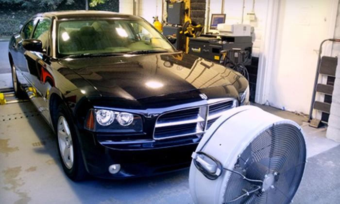 Stanislaus Smog - Modesto: Automotive Smog Check at Stanislaus Smog (Up to 52% Off). Two Options Available.
