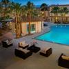 Serene Oasis in California Desert