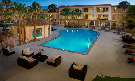 2-Night Stay in a Standard Room for Two - Aqua Soleil Hotel in Desert Hot Springs