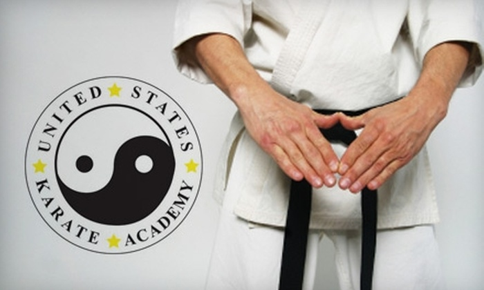 United States Karate Academy - Midway District: $39 for Five Karate Instruction Classes Plus a Uniform at United States Karate Academy ($159 Value)