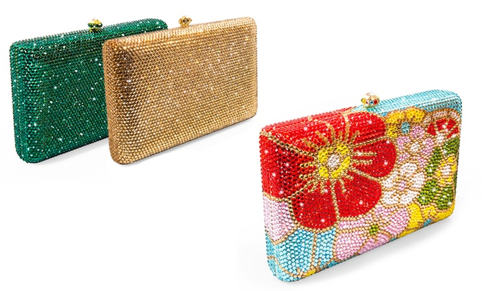 Dolli Crystal Evening Clutches | Groupon Goods