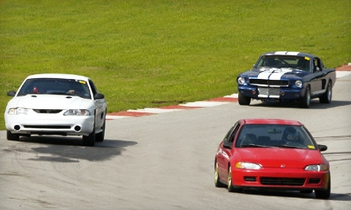 Hallett Motor Racing Circuit - Jennings: High-Speed Touring for One or Two Days at Hallett Motor Racing Circuit in Jennings