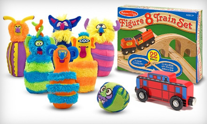 Magical Child - Greenfield Town: $10 for $20 Worth of Melissa and Doug Brand Toys and Games at Magical Child in Greenfield