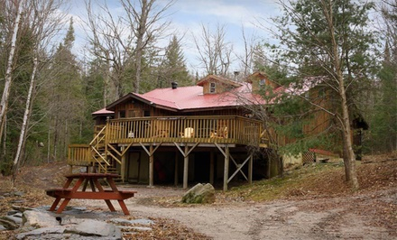 Option 1: One Night, Valid 5/256/21 - Algonquin Eco-Lodge in Algonquin Park