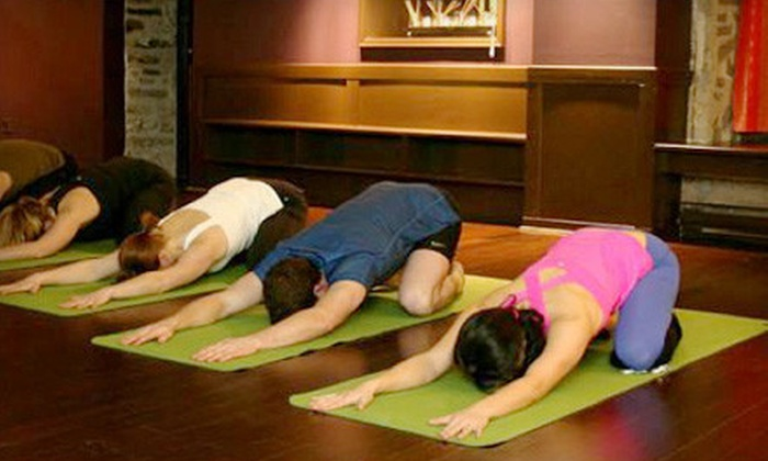 108 Yoga - Downtown Halifax: $39 for One Month of Unlimited Classes at 108 Yoga ($135 Value)