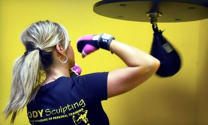 Body Sculpting Inc. - Summerville: $49 for Three Personal-Training Sessions at Body Sculpting Inc. in Summerville ($180 Value)