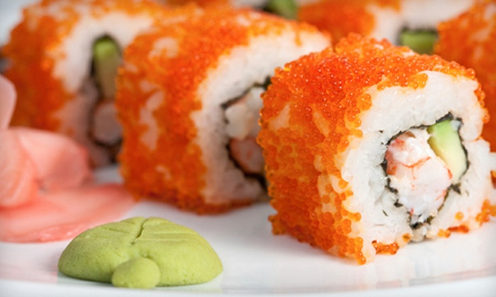 Tokyo Sushi & Grill  - Shakopee: $15 for $30 Worth of Sushi and Japanese Fare at Tokyo Sushi & Grill in Shakopee. Two Options Available.