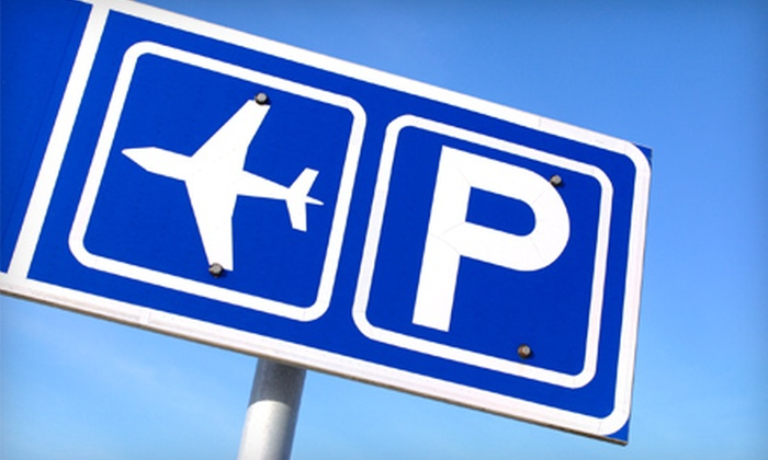 SmartPark JFK - South Ozone Park: Three- or Seven-Day Parking Pass near JFK International Airport at SmartPark JFK in Queens (Up to 63% Off)