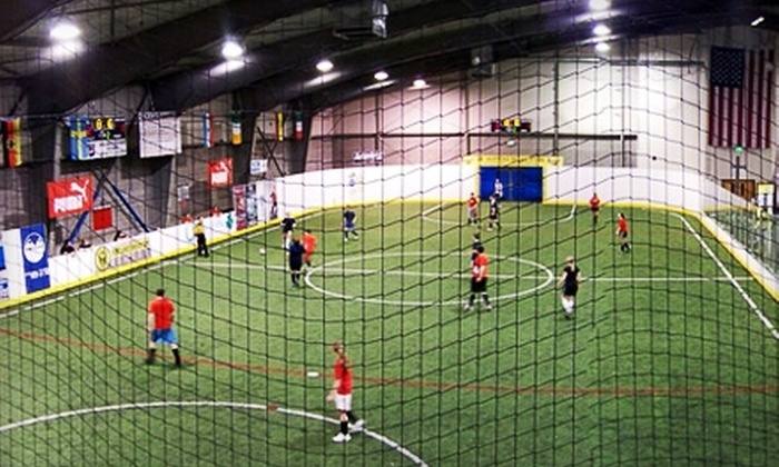 Salmon Creek Indoor Sports Arena - Salmon Creek: $30 for $60 Worth of Indoor Soccer Play at Salmon Creek Indoor Sports Arena in Vancouver
