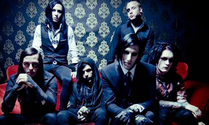 Motionless In White and The AP Tour - Bogart's: $30 to See Motionless In White and the AP Tour at Bogart's on November 20 and 21 at 6:30 p.m. (Up to $52.51 Value)