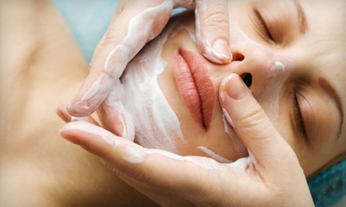 Touch - Oak Park: $37 for a One-Hour Massage ($75 Value) or $42 for a One-Hour Custom Facial ($85 Value) at Touch