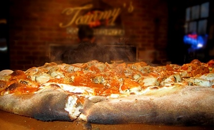 $30 Groupon to Tommy's Coal Fired Pizza - Tommy's Coal Fired Pizza in Oakhurst