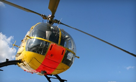 30-Minute Helicopter Tour for 2 - Sharp Mountain Aviation in Ball Ground