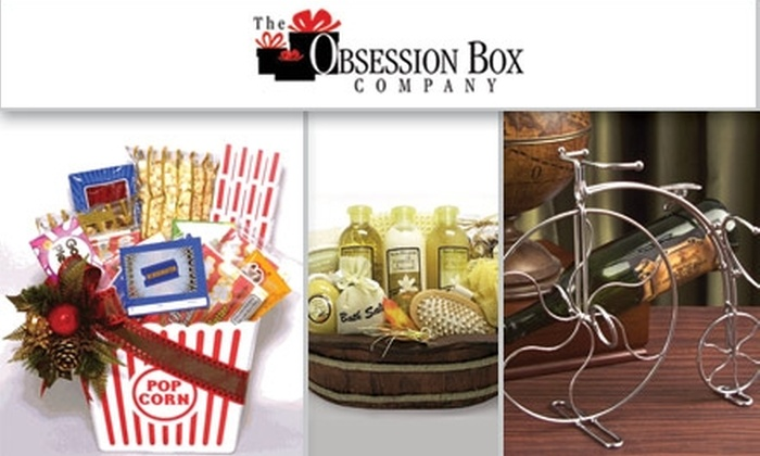 Obsession Box, LLC - San Jose: $25 for $50 Worth of Gifts from Obsession Box
