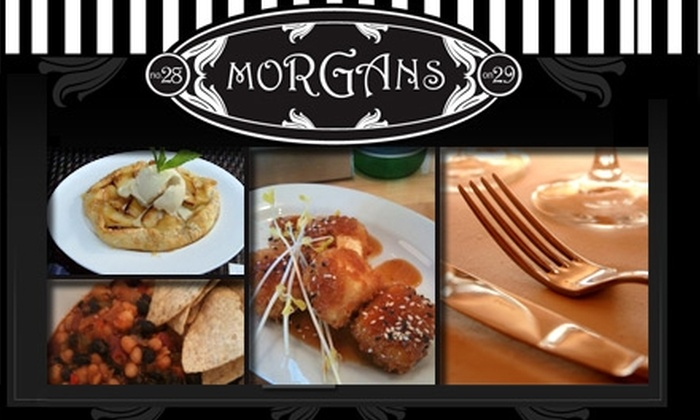 Morgan's - Wynwood: $25 for $50 Worth of Modern Comfort Food and Drinks at Morgan's