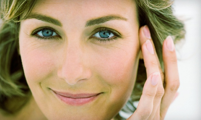 European Esthetics - McBee Avenue Area: One or Three Rejuvenating Facial Treatments with Microdermabrasion and LED Light Therapy at European Esthetics (Up to 60% Off)