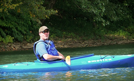 2 All-Day Canoe Rentals - The River's Edge in Leechburg