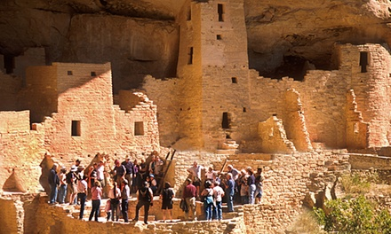 Mesa Verde Group Tour for Two or Four from Durango Rivertrippers & Adventure Tours (Up to 35% Off)