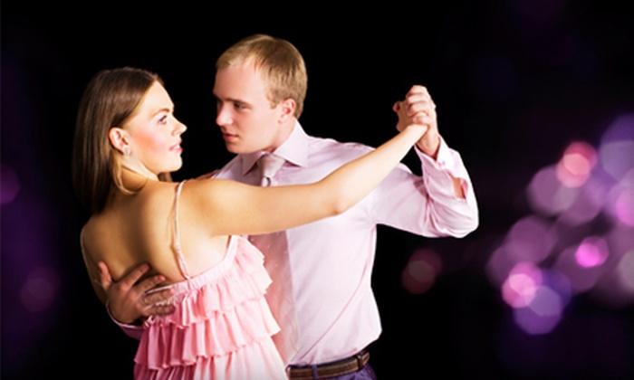 Nadia Eftedal's Rhythm Room - Sherman Oaks: $100 Worth of Ballroom-Dancing Classes
