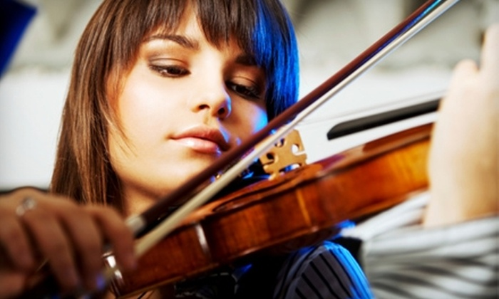 Beaverton Symphony Orchestra - Cedar Hills - Cedar Mill North: $10 for Two Adult Tickets to the Beaverton Symphony Orchestra on March 4 or March 6