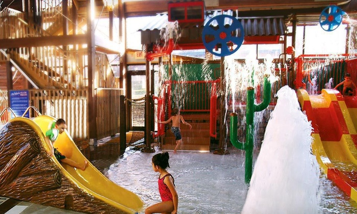 null - Long Island: Stay with All Meals, Resort Activities, and a $100 Resort Credit at Rocking Horse Ranch Resort near Poughkeepsie, NY