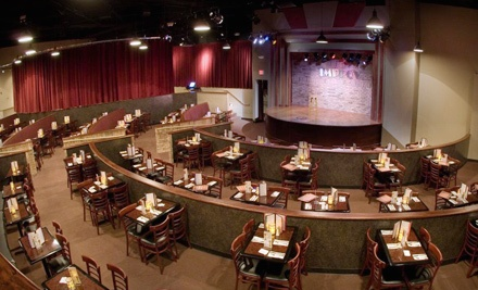 The Improv Comedy Club In Schaumburg Illinois Groupon