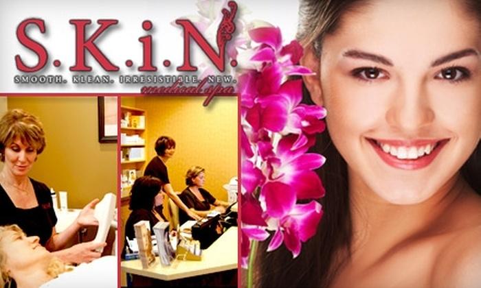 S.K.i.N. Medical Spa - Blaine: $60 Microdermabrasion Treatment at S.K.i.N. Medical Spa