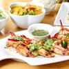 Menu thaï en 3 services pour 2 ou 4