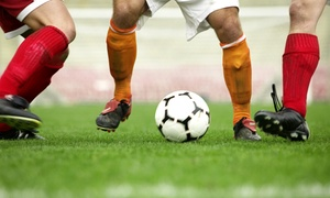 Premier Soccer Scouts: One or Three Hours of Individual Soccer Training from Premier Soccer Scouts (Up to 53% Off)