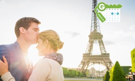 París: Habitación doble para 2 personas con desayuno en el Blc Design Hotel