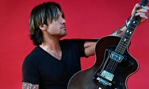 Four Tickets To See Keith Urban With Jerrod Neimann And Brett Eldredge On Saturday, August 16 (up To 43% Off)