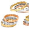 Stainless Steel Stretchy Bracelets (3-Pack)