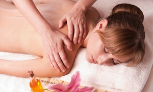Lou Brewer at Tulsa Style: 60-Minute Swedish Massage with Salt Scrub from Lou Brewer at Tulsa Style (49% Off)