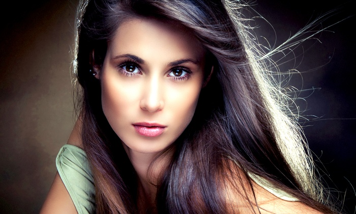 A Diva's World - Gainesville: Haircut with Full Highlights or a Keratin Treatment at A Diva's World (Up to 60% Off)