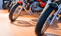 Motorbike Valeting from Teign Motorcycles