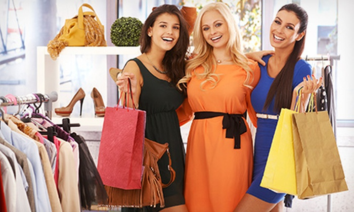 Sunny Daize - Louisville: $25 for $50 Worth of Discounted Designer Clothing at Sunny Daize