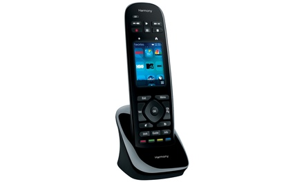 Logitech Harmony Ultimate One Touchscreen Universal Remote Control (Manufacturer Refurbished)