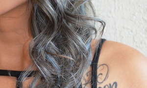 Renovation Hair Salon: Haircut, Highlights, and Style from Renovation Hair Salon (60% Off)