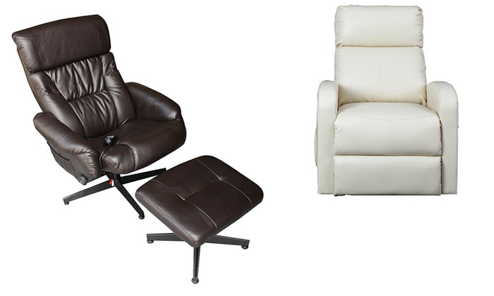 fauteuil de relaxation massant groupon. Black Bedroom Furniture Sets. Home Design Ideas