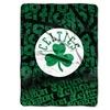 Boston Celtics NBA Micro-Raschel Throw