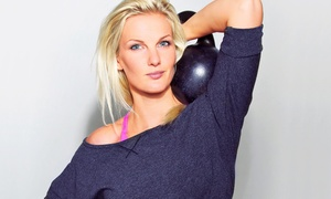 Submit 2 Fitness: 5 or 10 One-Hour Kettlebell Classes at Submit 2 Fitness (Up to 72% Off)