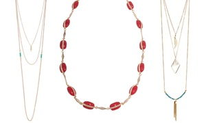 Simulated Turquoise And Coral Fashion Jewelry Sets