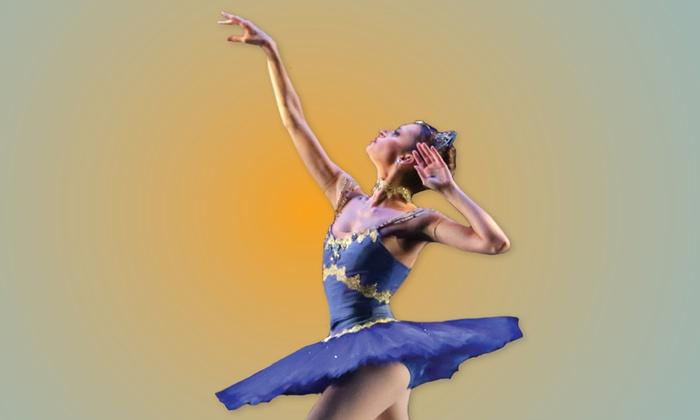 """Masters of Dance & Music"" - McCarter Theatre: American Repertory Ballet: Masters of Dance & Music on Friday, April 8, at 8 p.m."