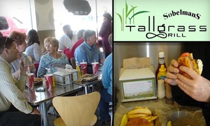 Sobelman's Tallgrass Grill - Lower East Side: $5 for $10 Worth of Burgers and Grill Grub at Sobelman's Tall Grass Grill