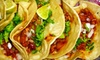 True Taco - East London: $7 for $15 Worth of Mexican and Salvadorian Fare at True Taco