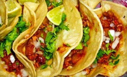 $15 Groupon to True Taco - True Taco in London